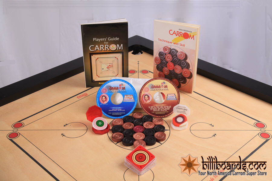 Carrom Accessories
